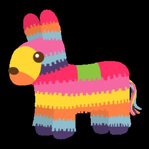 Niedliche Fiesta Pinata