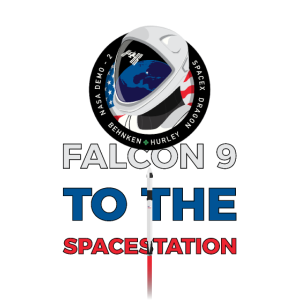 Falke 9 zur Raumstation