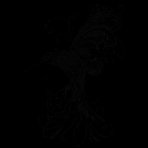 Geometrischer Kolibri