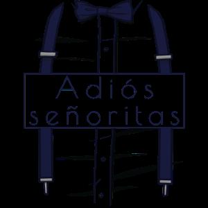 Adios senoritas Anzug, JGA