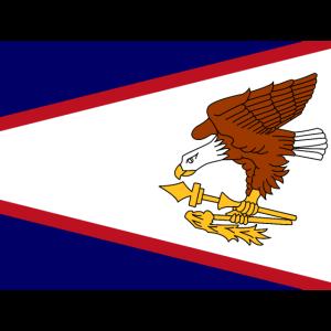 Mund- mit Amerikanisch-Samoa