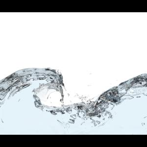 Wackelnde Wasser Welle