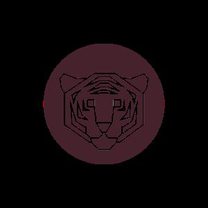 Tigergesichtsabzeichen