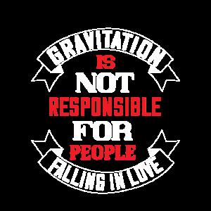 Gravitation ist nicht verantwortlich 01