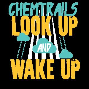 Chemtrails Verschwörungstheorie