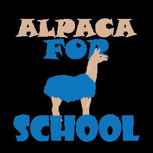 Alpaka Schule