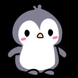 netter kleiner pinguin suess sommer kinder geschen