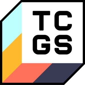 TCGS Black Outline