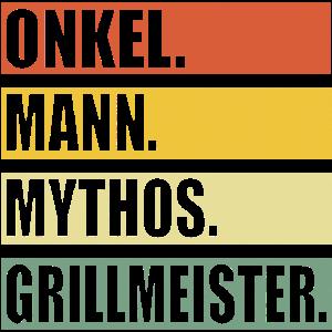 Onkel Grill Grillen Grillmeister
