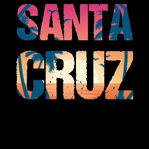 Santa Cruz California Kalifornien Geschenk