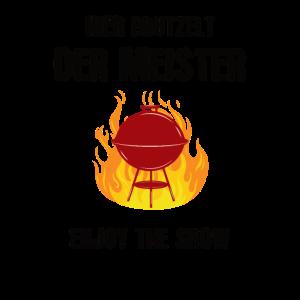 Grill, Grillen, BBQ - hier brutzelt der Meister