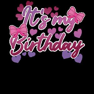 Es ist mein Geburtstag