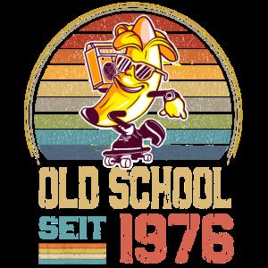 Skater Skateboard Geburtstag Jahrgang 1976