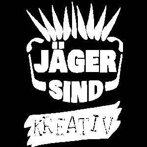 Sehr Kreativ als Jaeger