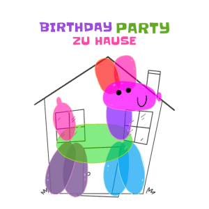 Birthday Party Zu Hause Kindergeburtstag