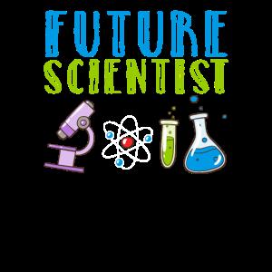 Zukünftiger Wissenschaftler