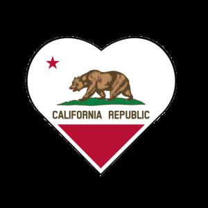 Mein Herz schlägt für Kalifornien
