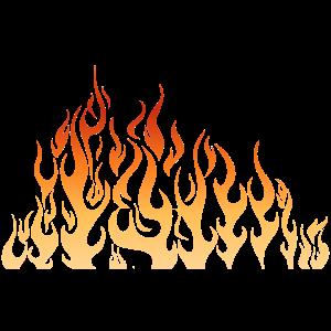 Feuer Flamme Flamme