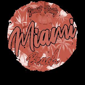 Miami Beach Sunset Party