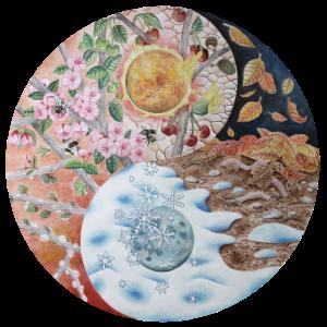Yin und Yang der Jahreszeiten