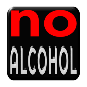 NO ALCOHOL DRINKING WINE BEER NON-ALCOHOLIC DRINK