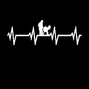 Grillen, Herzschlag