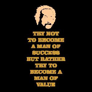 Albert Einstein Shirt Geschenkidee