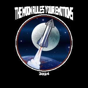 Der Mond regiert deine Gefühle 2024