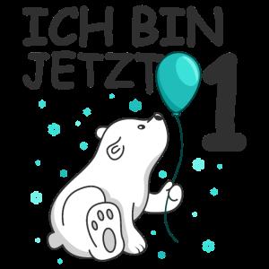 1. Geburtstag Eisbär
