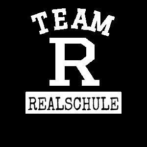 Schulbeginn Team Realschule Schulanfang Geschenk