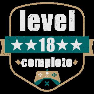 18. Geburtstag Level 18 complete 2002