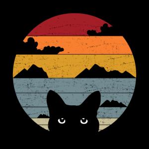 Retro Katze