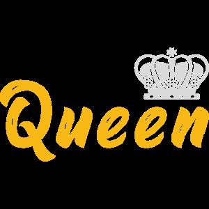Paar Königin