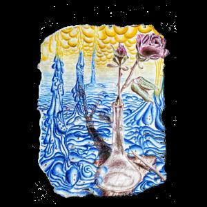 Rose surreal