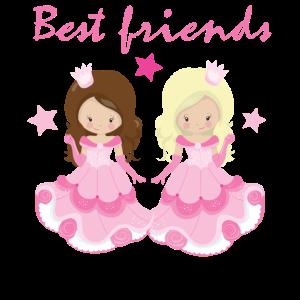 Best Friends Beste Freundinnen Mädchen Freunde