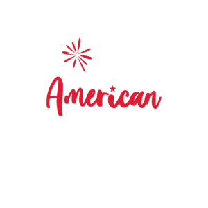 All American Dad 4. Juli T-Shirt, 4. Juli