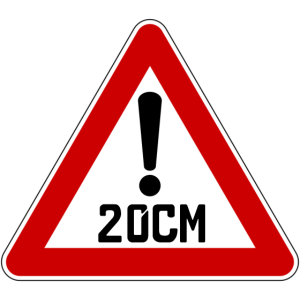 Achtung 20cm