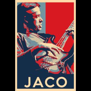 Jaco Pastorius Hope Poster
