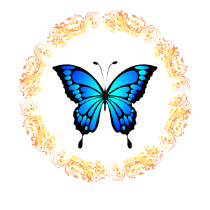Monarch Butterfly Awesome Design Fancy