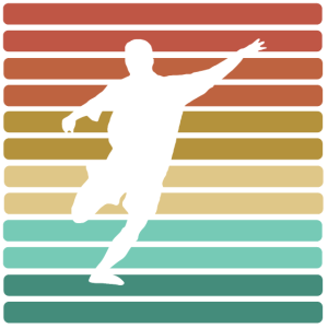 Fussballer Retro