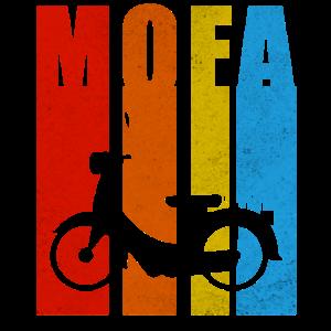 Mofa Mofas Mofafahrer Geschenk