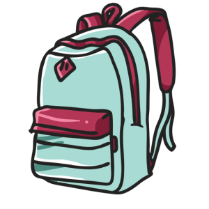 Rucksack digitaler Reisender