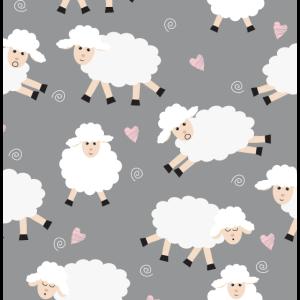 Schaf Muster