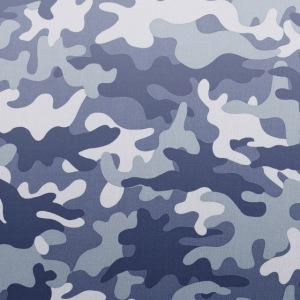 Blue Sea Camouflage Navy Marine Military Camo