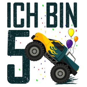 5. Geburtstag Monster Truck