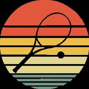 Tennis Vintage Retro