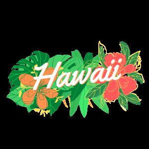 Tropical Hawaii