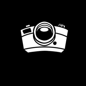 Lustiger Spruch mit Fotokamera für Fotografinnen