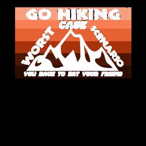 Wandern Wanderung Wandergruppe Berge Klettern Wald