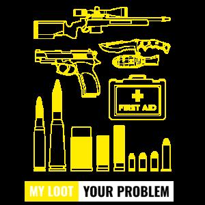 My Loot Your Problem Battle Royale